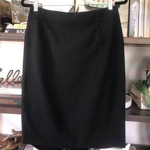 THEORY black pencil skirt, size 8